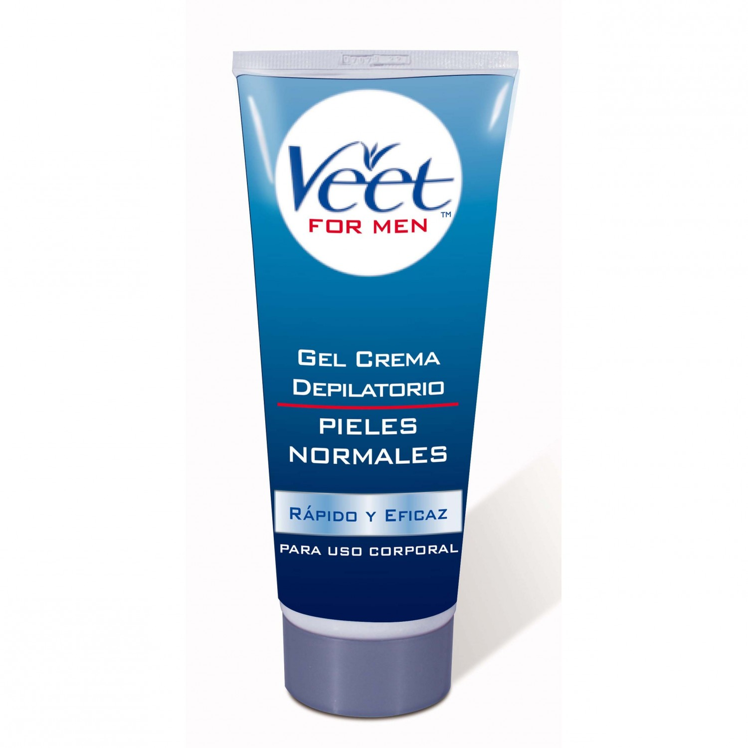 Veet gel crema depilatorio piel normal uso corporal tubo de 20cl.