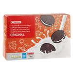 Eroski galletas chocobock de 200g.