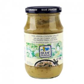 Blue Dragon salsa curry verde tailandes cocinar de 370g.
