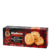Walkers galletas shortbread rounds de 150g.