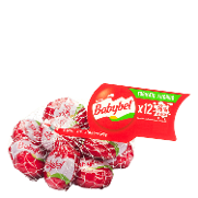 Babybel mini quesitos mini de 240g.