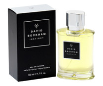 David Beckham colonia instinct de 50ml.