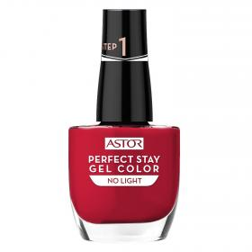 Astor esmalte uñas perfect stay gel color nº 019 fashionably red