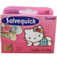 Hello Kitty salvitas tiritas 14u