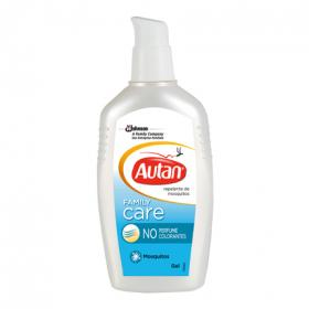 Autan gel familiar repelente mosquitos de 10cl.