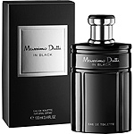 Massimo Dutti in black eau toilette natural masculina de 10cl. en spray