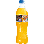 Firgas urban refresco naranja con gas de 62cl.