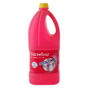 Carrefour Discount lejia lavadora color de 2l. en botella
