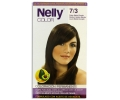 Nelly tinte en crema rubio medio dorado color