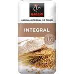 Gallo harina integral trigo de 1kg.
