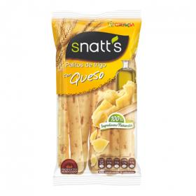Grefusa palitos queso snatts de 56g.