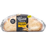 The Rustik Bakery the rustik bakery pan 100% natural masa madre envase de 450g.