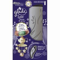 Glade ambientador floral velvet g by brise s&s aparato