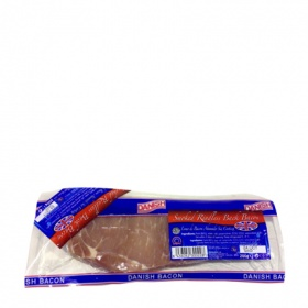 Chilled bacon brits de 200g.