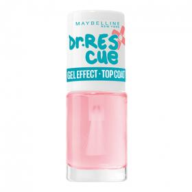 Maybelline tratamiento uñas dr rescue gel effect top coat