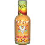 Arizona cowboy cocktail mucho mango refresco mango de 50cl. en botella