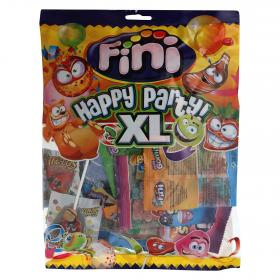 Goma caramelos happy party fini de 500g.