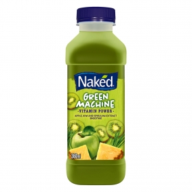 Naked smoothie green machine de 36cl.
