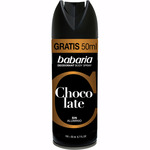 Babaria desodorante for men chocolate de 15cl. en spray