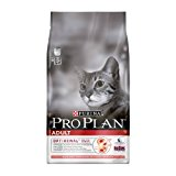 Purina Pro Plan adult optirenal pienso especial gatos adultos rico en pollo favorecer salud renal de 1,5kg. en bolsa