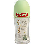 Babaria desodorante roll on aloe vera sin alcohol envase de 75ml.