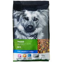 Eroski Friends mix cordero arroz de 10kg. en bolsa