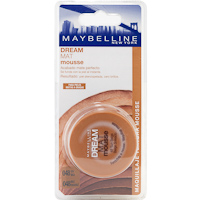 Maybelline maquillaje dream matte mousse n48