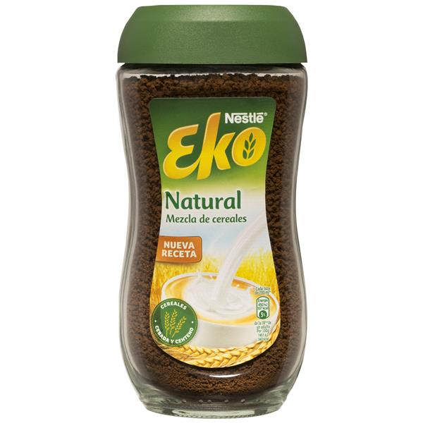 Eko cereales soluble natural de 150g. en bote