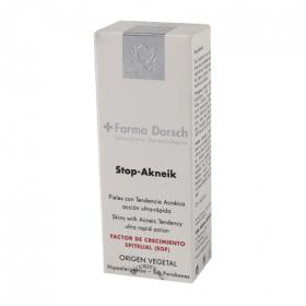 Dorsch gel antiacne stop akneik farma de 50ml.