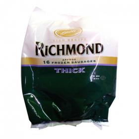 Salchichas thick walls richmond de 725g.