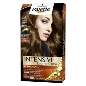 Palette tinte intensive creme coloration l4 avellana luminoso