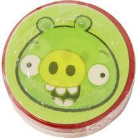 Candy chicle kilometrico lc angry birds bip de 25g. en paquete