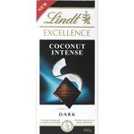 Lindt chocolate coconut in de 100g.