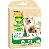 Friskies pipetas repelentes cachorros