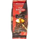 Gallego cafe natural en grano de 500g.