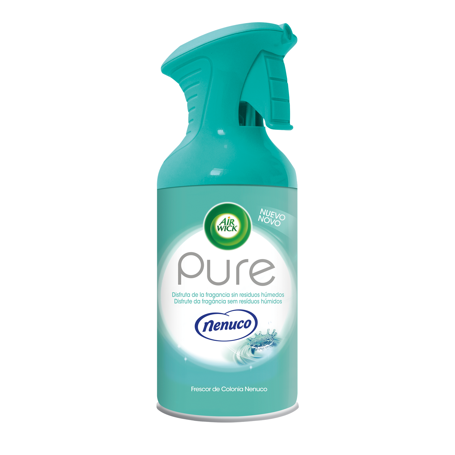 Air Wick pure ambientador frescor colonia nenuco bebe de 25cl. en spray