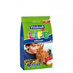 Dream menu conejos life de 600g.