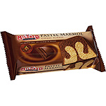 Mildred pastel marmol chocolate de 400g. en paquete