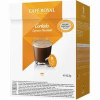 Royal cafe cortado cdg 16 en caja