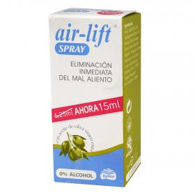 Air Lift bucal de 15ml. en spray