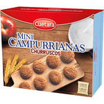 Campurrianas galletas mini campurriana de 600g. en paquete