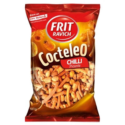 Frit Ravich cocktail super boom de 200g.