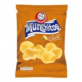 Munchitos queso matutano de 60g. en bolsa