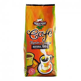 Oquendo cafe grano natural de 1kg.