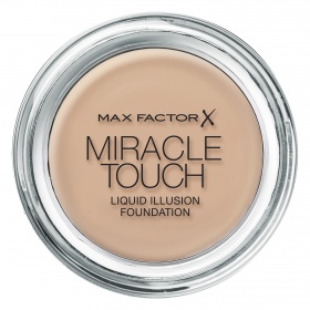 Max Factor maquillaje miracle touch75 golden
