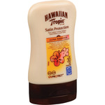 Hawaiian Tropic satin protection locion solar protectora fp 30 mini de 10cl. en bote