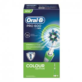 Oral B cepillo dental electrico pro 600 cross action