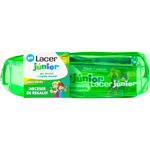 Lacer junior gel dental sabor menta cepillo dental partir 6 años estuche con neceser regalo