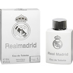 Real madrid eau de toilette natural masculina de 10cl. en spray