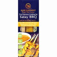 Cooking satay bbq blue elephant, de 300g.